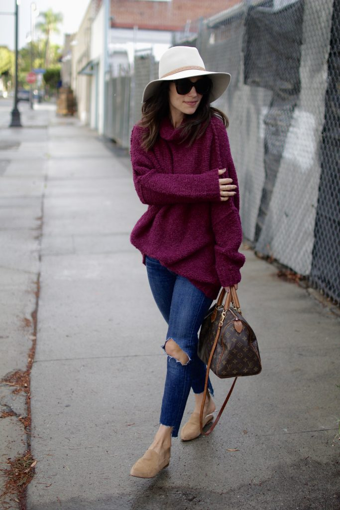 pinot lightweight sweater, itsy bitsy indulgences