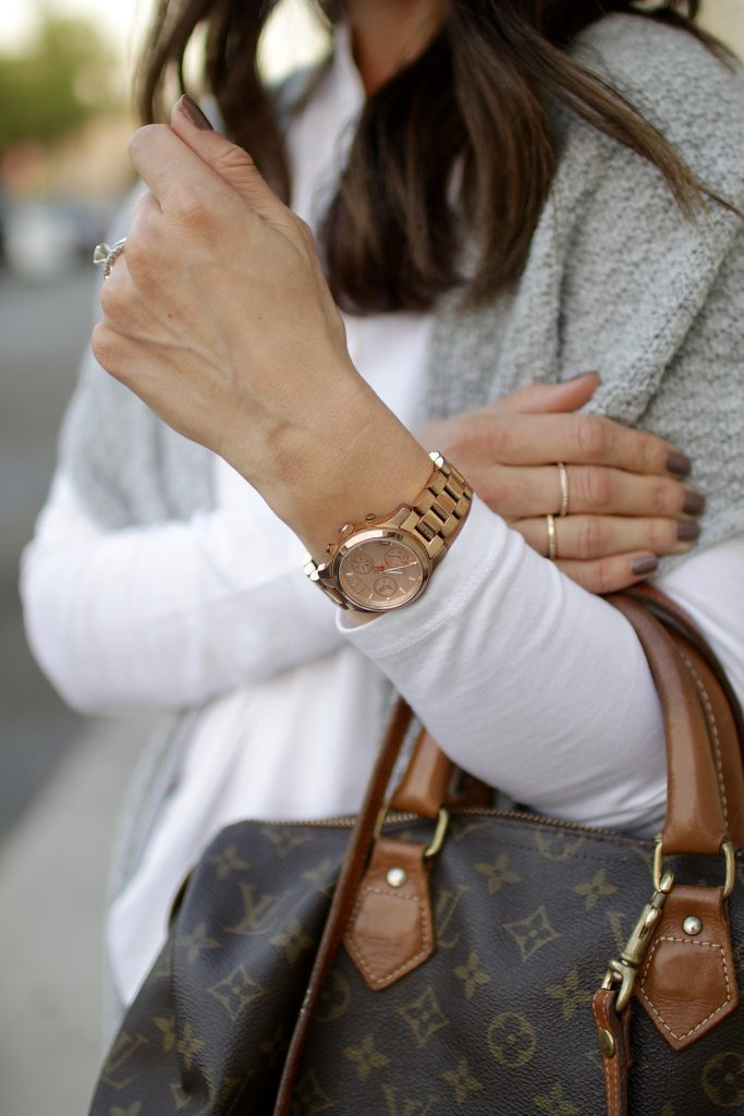 rose gold watch, itsy bitsy indulgences