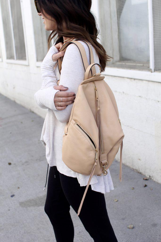 everyday backpack, itsy bitsy indulgences