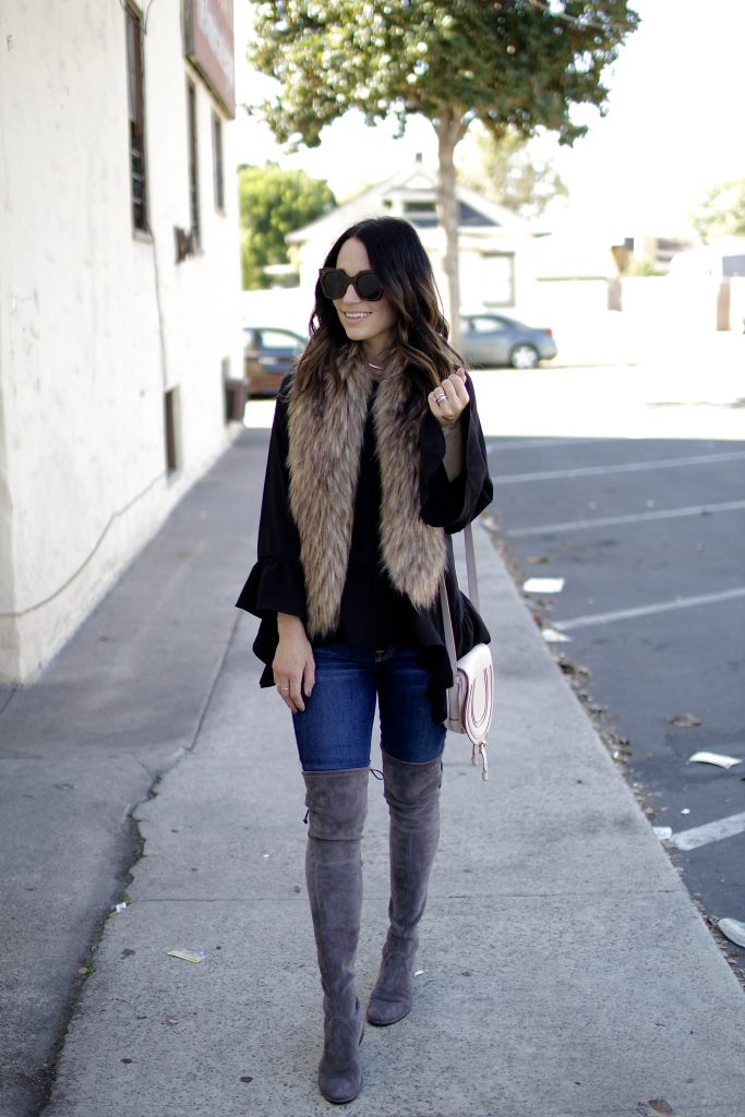 Thanksgiving outfit ideas, itsy bitsy indulgences