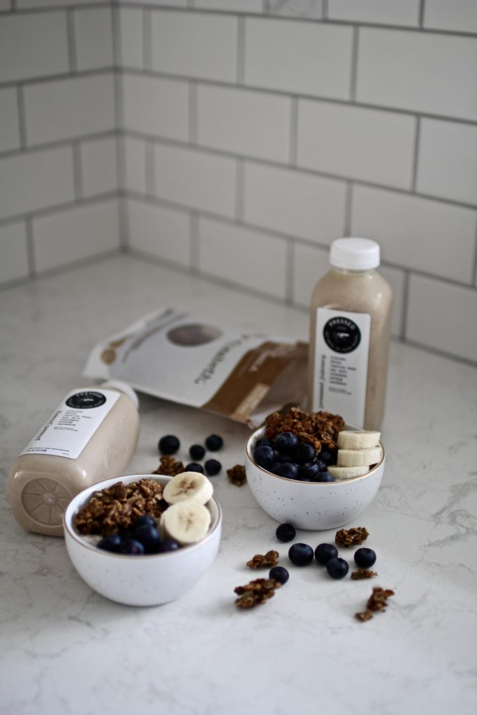 dairy free chia seed pudding, itsy bitsy indulgences