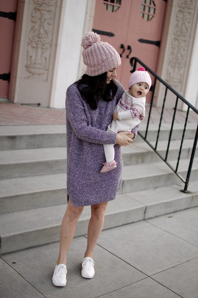 sweater dresses mommy and me, itsy bitsy indulgences